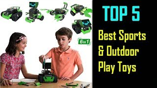 Top 5 Best Sports And Outdoor Play Toys