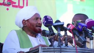 مصر العربية | المهدي يصل الخرطوم بعد 30 شهرا من منفى اختياري بالقاهرة