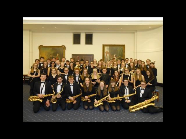 The Sorcerer's Apprentice - University of Nottingham Wind Orchestra (Blowsoc)
