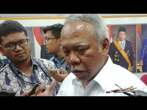 Menteri PUPR: Tidak Ada Moratorium Pengerjaan Infrastruktur