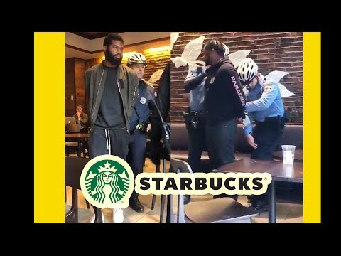 Cops Arrest 2 Men Sitting In Philadelphia Starbucks For 'TRESPASSING' - News Story