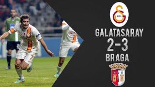 Galatasaray - Braga Maç Özeti Türkçe Spiker Şampiyonlar Ligi 2012/2013