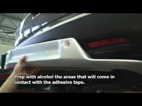 Episode #226 - 2012+ Honda CR-V Rear Lower Trim Installation
