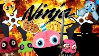 Fnaf Plush - Ninja!!!