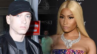 Nicki Minaj Says 'Yes,' She's Dating Eminem