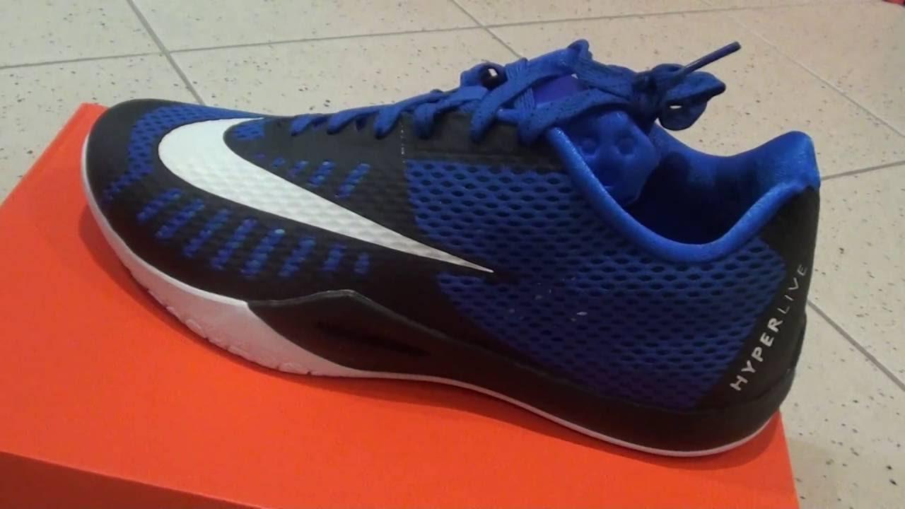 Nike Hyperlive Blue