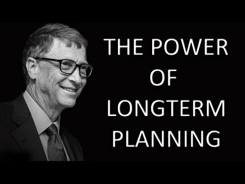 POWER OF LONG TERM PLANNING – Motivational Video