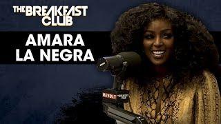 Amara La Negra Talks Dating, Drama In The DMs, Love & Hip Hop Miami + More