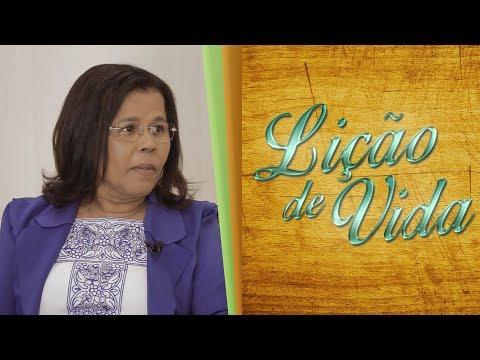 LIÇÃO DE VIDA | IRMÃ  JUDITE ALVES