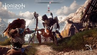 Horizon - Zero Dawn TGS Live Gameplay and Developer Commentary [Live feed recording]