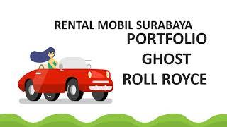 Sewa & Rental Ghost Roll Royce Murah: Mulai 33,5 Jutaan / Hari! ☎ 0821 1313 0173