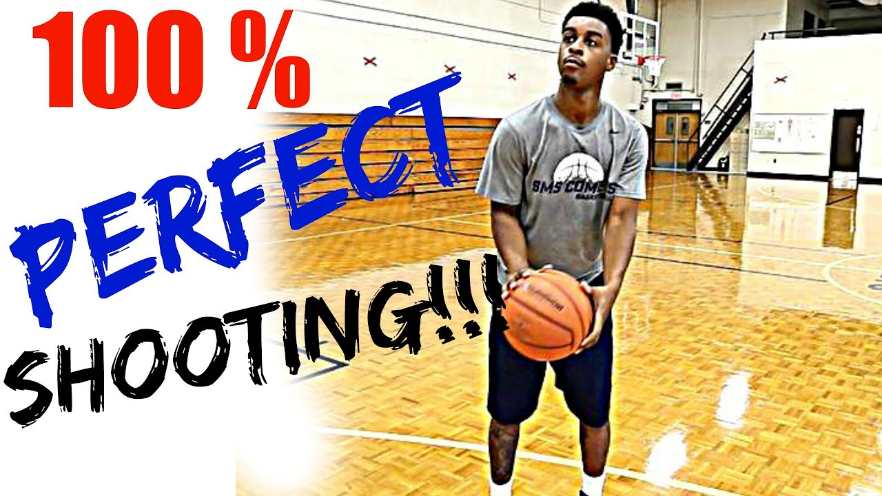The Perfect Shooting Form - YouTube