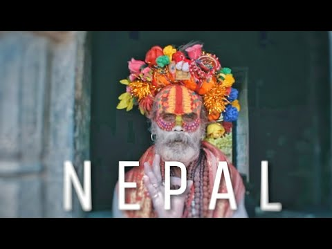 EXPLORING KATHMANDU NEPAL (TRAVEL VIDEO | CANON 700D)