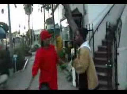 Layzie Bone Talking To Crackhead