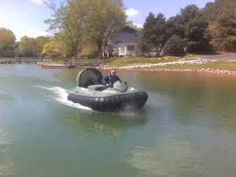 Hovercraft Plans and Kits- Hovercrafts for Sale in USA - Price of a Hovercraft