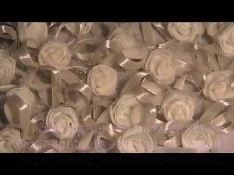 Как сделать свадебные цветы для гостей своими руками