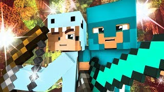 Top Minecraft Songs: The Diamond King! Funny Minecraft Animations Videos [Music Jams of July 2017]