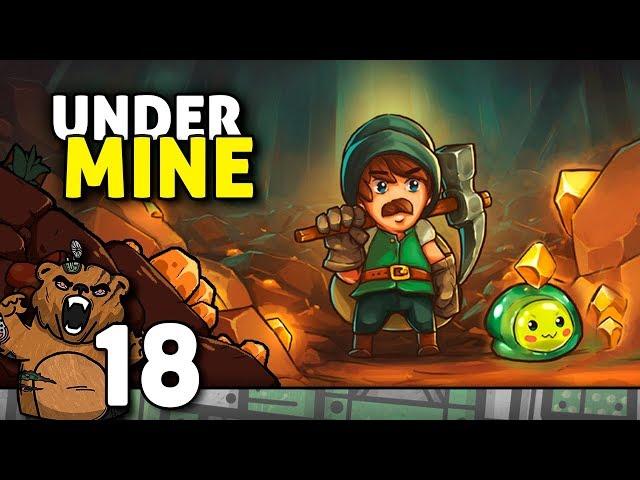 Tybker, o burguês | Undermine #18 - Gameplay Português PT-BR