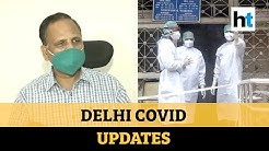 Covid-19: 'No extension of lockdown in Delhi', says Satyendar Jain