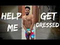 HELP ME GET DRESSED ! 5 Dope Outfits! Men's Winter Fashion LookBook