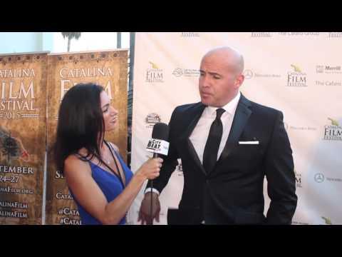 Ashley Mary Nunes Interviews  Billy Zane at the Catalina Film Festival