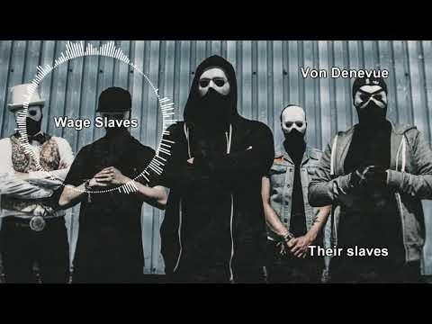 ChuggaBoom! - Wage Slaves (All Shall Perish Cover) [Lyrics Video 2.0]