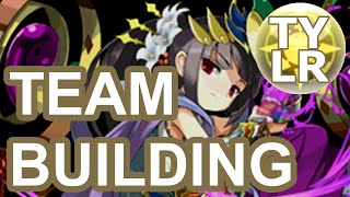 [Puzzle & Dragons] Team building - Actives