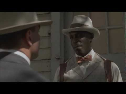 Boardwalk Empire - Gyp Rosetti and Chalky White Standoff