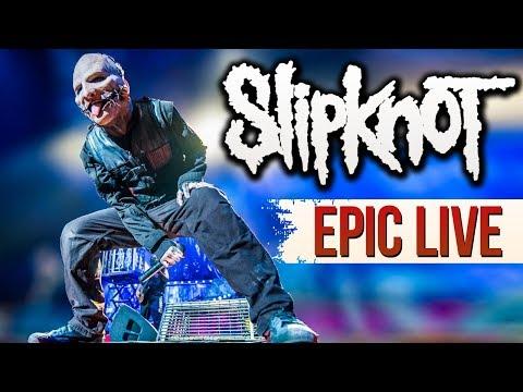 SLIPKNOT - EPIC LIVE MOMENTS