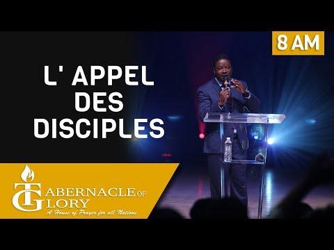 Frère Jean Scott | L' Appel au Disciple | Tabernacle de Gloire | 8am