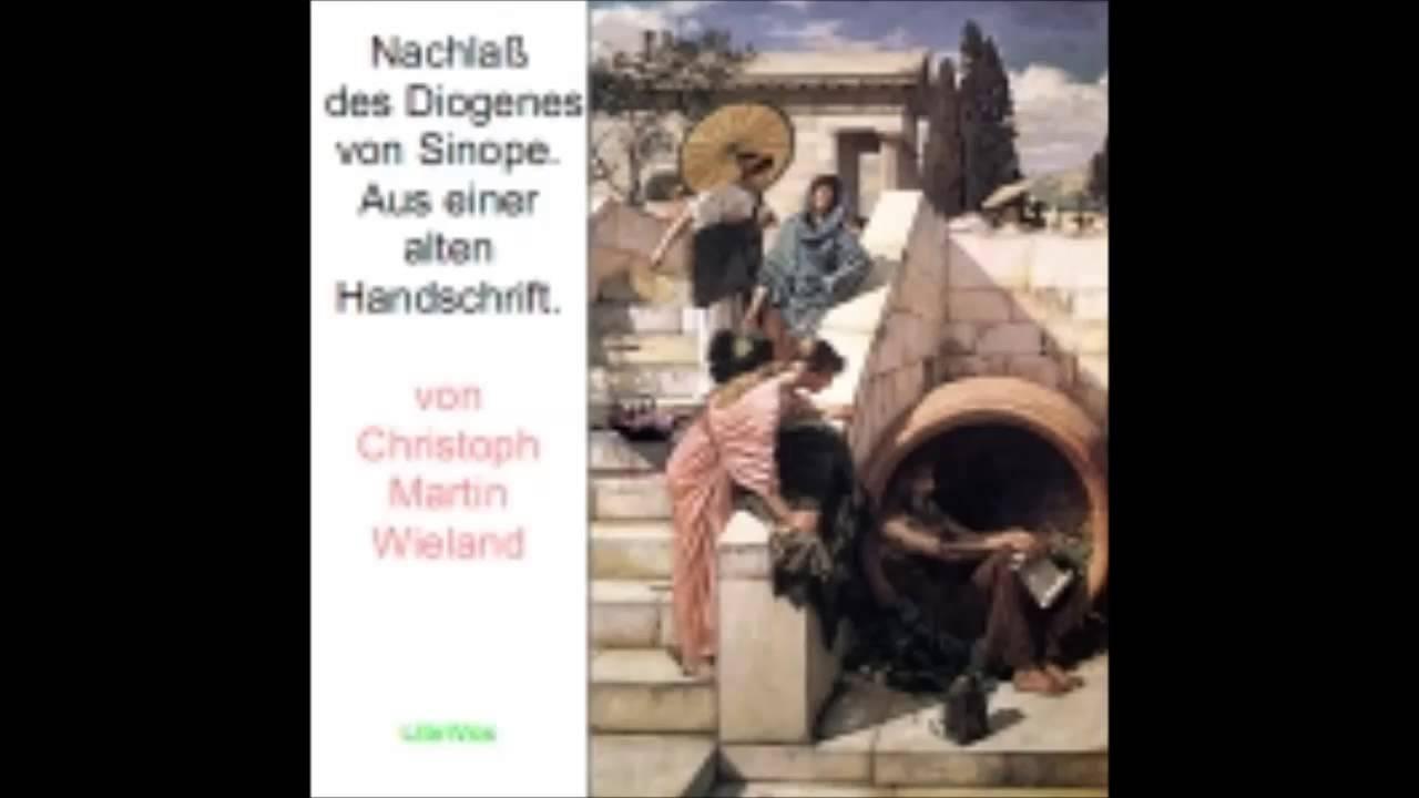 Nachlaß Des Diogenes Von Sinope Christoph Martin Wieland Hörbuch