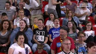 EuroMillions Basketball League - Les highlights : Spirou - Ostende (74-78) (26.05.2017)