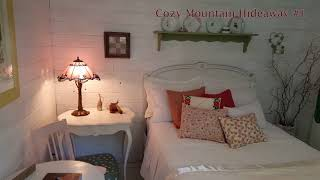 Cozy Mountain Hideaway #1 Airbnb, Fairview, North Carolina