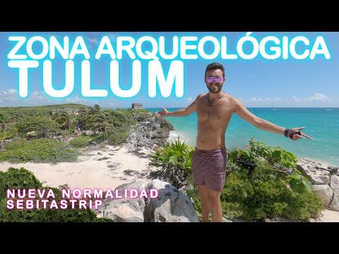 🌎🧜🏽♂️ TULUM - ZONA ARQUEOLÓGICA + CENOTES | REACTIVACIÓN