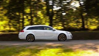 46 Тест драйв Opel Insignia 2009г )