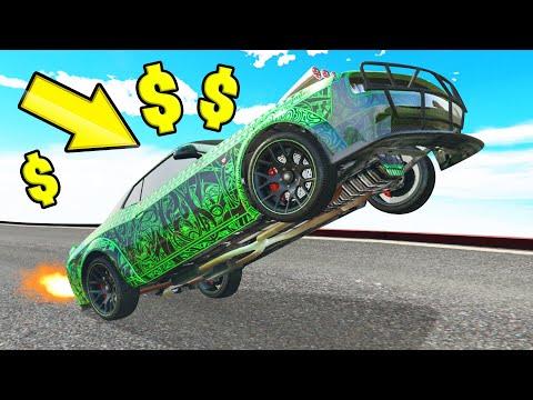 *NEW* INSANE $4,750,000 WHEELIE CAR In GTA 5! (DLC)