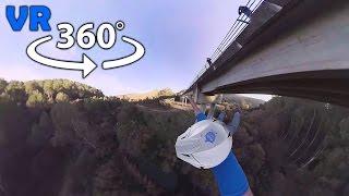 360° VR: Puenting en Algodonales #Cádiz360VR