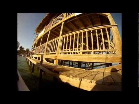 Don't Miss The Boat!  Palapa Bar Belize (Belize Edition)