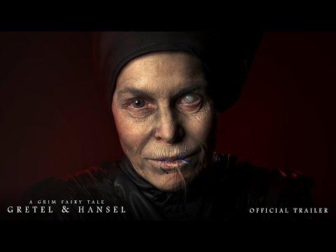 GRETEL & HANSEL Official Trailer (2020)