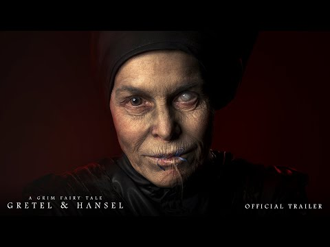 GRETEL & HANSEL Official Trailer (2020)