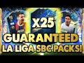 Lets goooooo x25 guaranteed la liga tots sbc packs  fifa 21 ultimate team