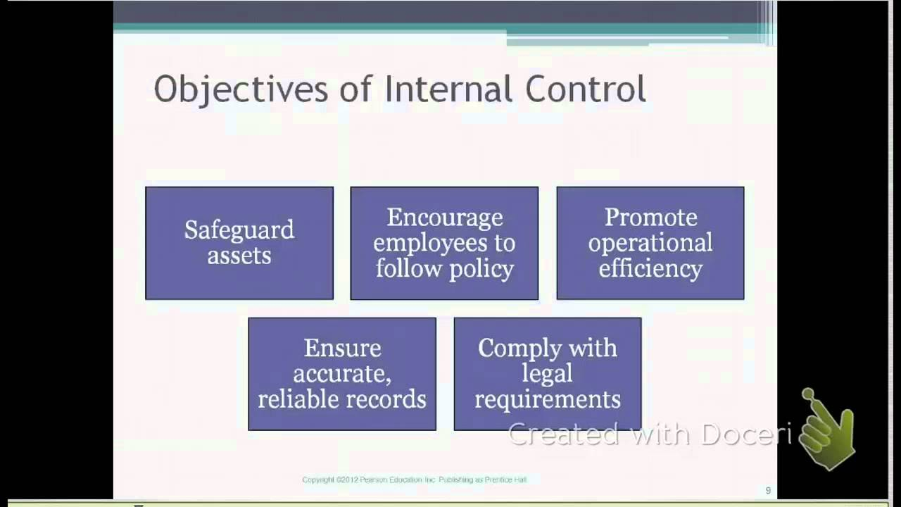 What Are the Seven Internal Control Procedures in Accounting?