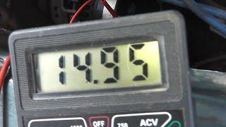 видео Техническая характеристика генератора Ваз 2107, Ваз 2105, Ваз 2104