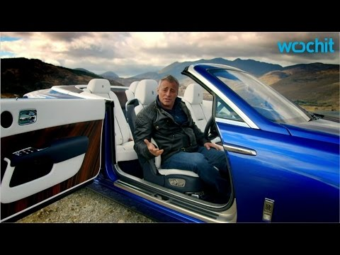 Matt Le Blanc: I leave Top Gear or Chris Evans does