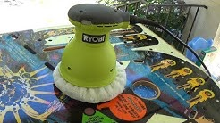 Ryobi 6 inch Orbital Buffer/Polisher (Model No. RB61G)
