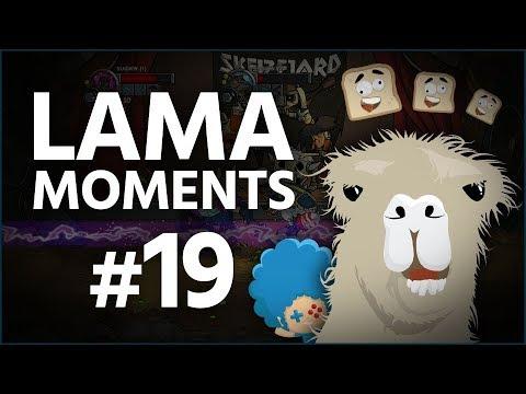 LAMA Moments #19   Jak Szynka w wodę, czyli sucha strona vikingogamingu!