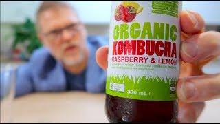 The Kombucha Tea Health Trend -  Off The Shelf News Reports