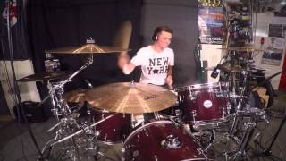 Marius Kudler - The Intersphere - Thanks for Nothing (Drum Cover)