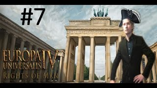 EU4 Rights of Man - Prussian Monarchy - Part 7
