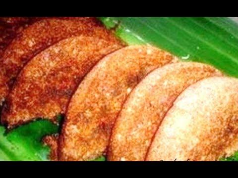 TABARO DANGE JEPA - Indonesian Traditional Food - Wisata Kuliner Palu Sulawesi [HD]